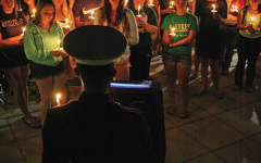 WCU hosts annual 9/11 candlelight vigil