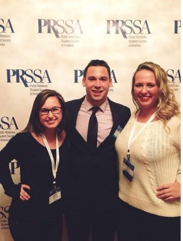 WCU's PRSSA members attend conference in Washington, D.C.