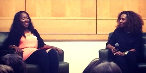 Janet Mock speaks about transgender equality