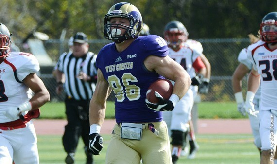 Golden Rams power through Shippensburg in Homecoming victory