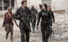 """Mockingjay"" lacks momentum of previous ""Hunger Games"""