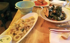 Avalon offers  delicious food