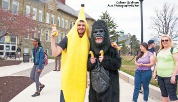 SAC hosts 19th annual Banana Day
