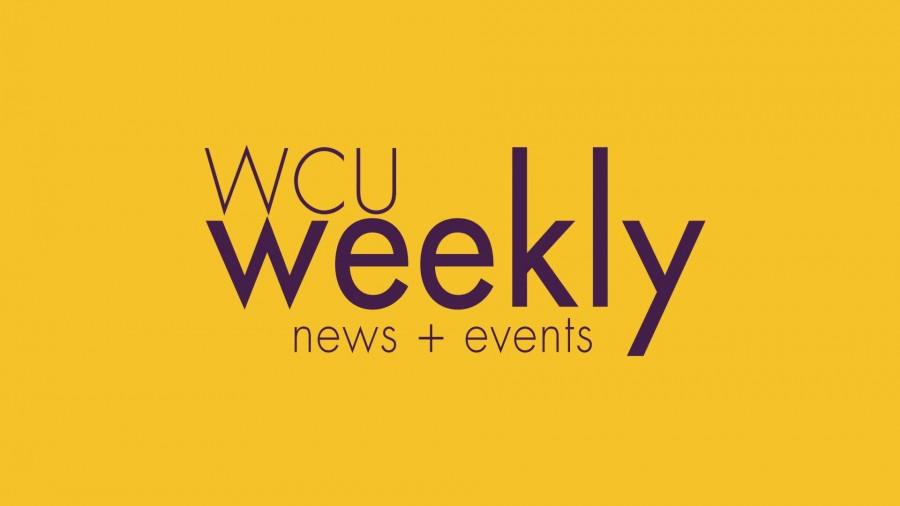 WCU Weekly – Summer 2015 Episode