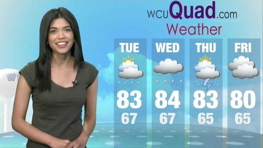 WCU Weather – 6/30/15