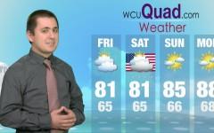 WCU Weather – 7/3/15