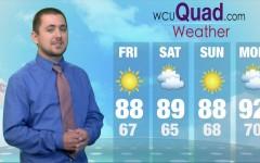WCU Weather – 7/31/15