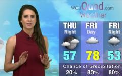 Quad Weather Update-10/8/15