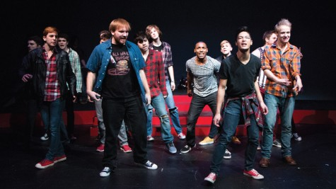 WCU Theatre raises funds for AIDS charity