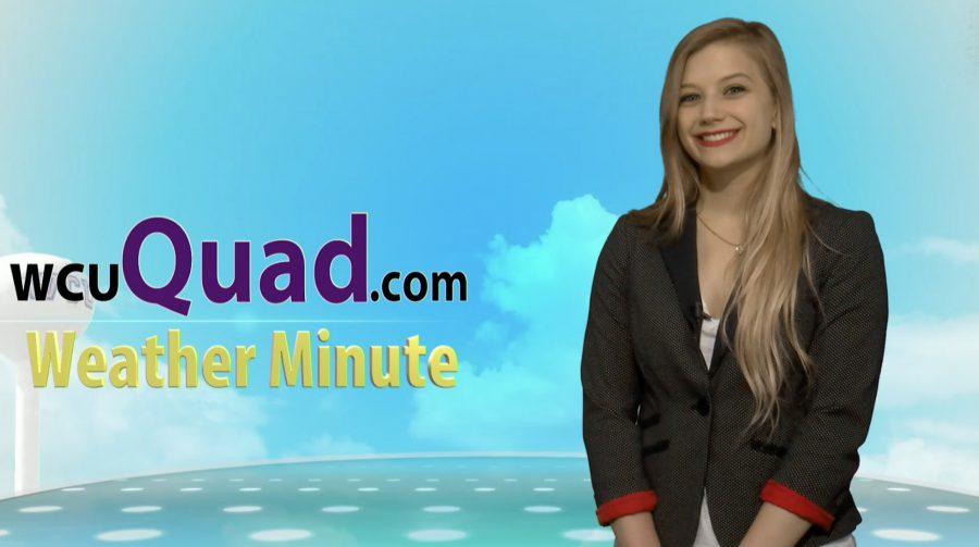 Quad Weather Minute 4/27/17