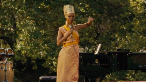 Zoe Saldana cast as Nina Simone: