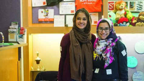 Hijabs for Peace shows support for minorities