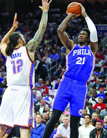 Pro talk: Sixers aiming to take next step