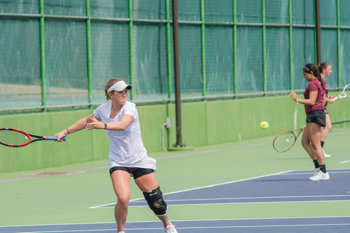 Women's tennis prepares for NCAA's