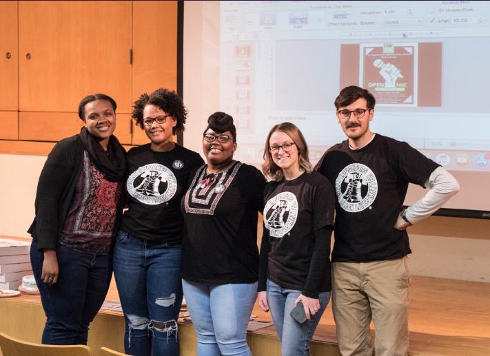 WCU hosts Black Lives Matter poetry slam